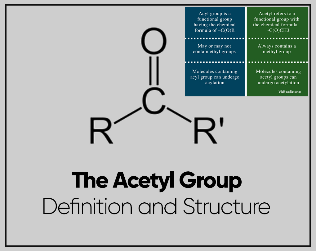 The Acetyl Group – Definition and Structure